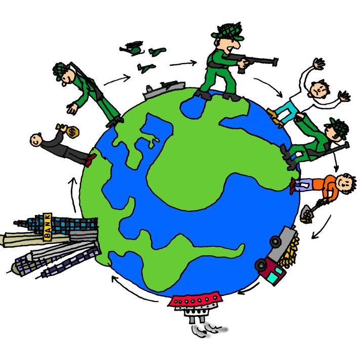 Einfache Ursachen, komplizierte Wirkungen: Globalisierung verstehen