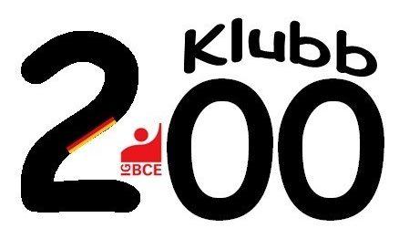 Klubb 200 - 2020 Haltern